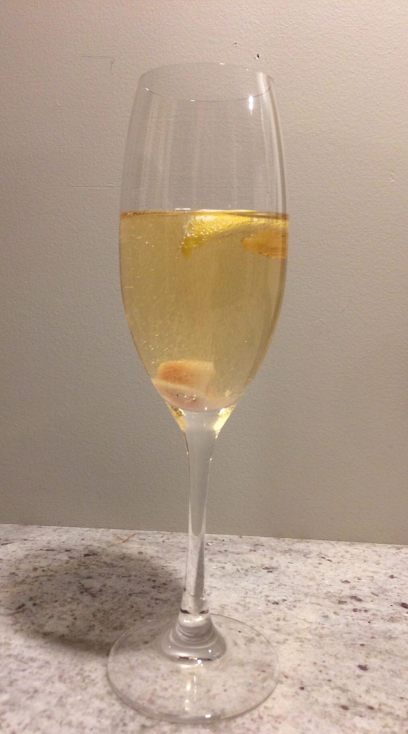 Classic Cava Cocktail for the Holidays